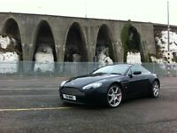 Aston Martin v8 vantage low miles famsh new clutch