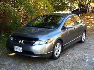 2008 Honda Civic EXL Sedan