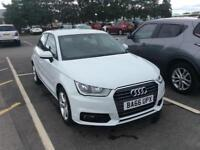 2017 AUDI A1 SPORTBACK 1.4 TFSI SPORT 5 DOOR MANUAL CHEAP