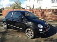 Fiat 500 By diesel 1.2 sport black