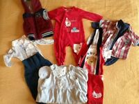 Baby clothes 3-6 months. Bundle 7