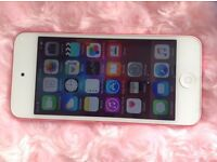 Apple iPod touch 32GB 5th generation pink in full working condition, with box