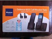 Binatone call blocker phoned