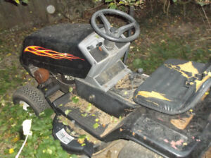 Riding Mower in need of TLC