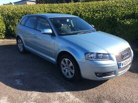 Audi A3 £3,250