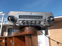 1954 Ford and Meteor six volt FoMoCo radio