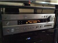 Yamaha AV Surround 6.1. Mint Condition. Excellent as AV amp or used to bi amplify high end speakers