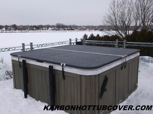Strong Heavy Duty HoTTub Spa Cover London Ontario image 4