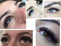 Professional eyelash extension, individual, volume, mobile! Get your lashes without going out :)