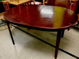 Extendable Dining Table - Can Deliver For FREE Locally On Orders Over £100