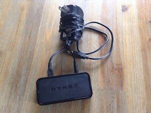 Dynex 4 port USB hub
