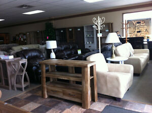 NEW AND USED FURNITURE & APPLIANCES