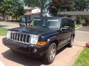 Jeep commander 2010 - 7 seater