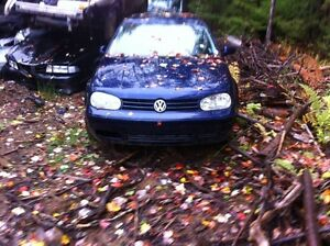 2000 golf parting out
