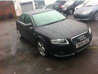 £3,999 | Audi A4 2.0 TDI S Line 4dr 2key-full-histoer