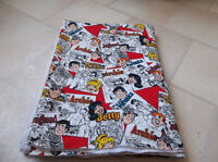 Archie comics fabric