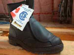 Welder safety boots