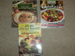 New Recipe books-great gift idea London Ontario image 1