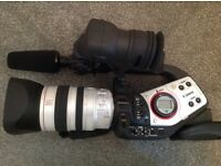 Canon DM-XL2 with bag and extras