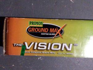 Primos Vision Ground Max Blind in Box