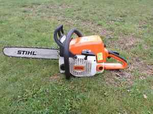 sthil chainsaw 029 Super