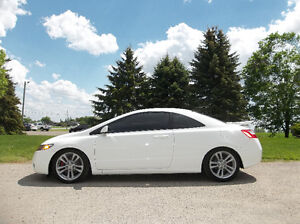 2008 Honda Civic Si Coupe- Just 102K!! ONE OWNER & 4 NEW TIRES!!
