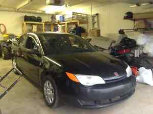 2004 Saturn ION Coupe quad coupe