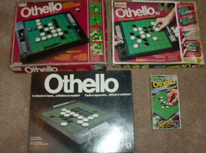 Travel Size Othello Game