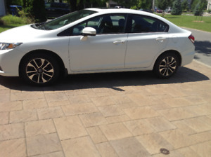 Honda Civic Sedan EX 2015 - parfaite condition!!