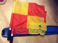 Drapeaux de soccer Campea