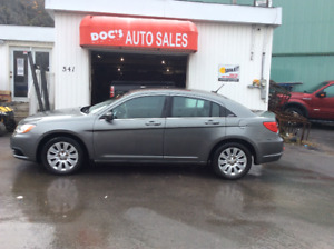 2012 Chrysler Other LX Sedan
