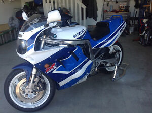 1991 Suzuki GSXR 1100, nicest one around