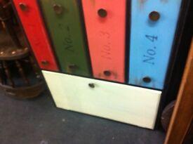 Painted sideboard