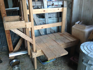 goat milk stand for sale