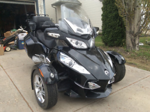 2011 Black Can Am Spyder RT Excellent Condition $16,900 obo.