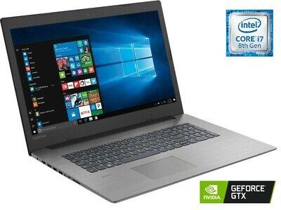 """Lenovo IdeaPad 330-15ICH Laptop 15.6"""" FHD, i7-8750H, 12GB RAM, SSD+HDD, GTX 1050"""