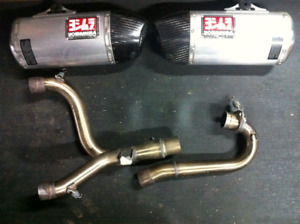 2016 crf250 yoshimura complete system