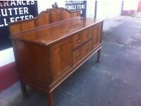 Large antique sideboard / Free Glasgow delivery