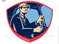 Chauffeur incorporer classe1