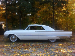 1961 Galaxie Sunliner Winter Project