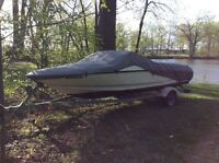 2003 Bayliner 175BR and and trailer SALE!!!!