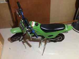 50 cc pocket bike