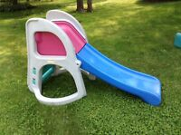 Fisher price large slide in excellent condition.