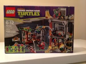 Lego Ninja Turtles - Lair Attack 79103