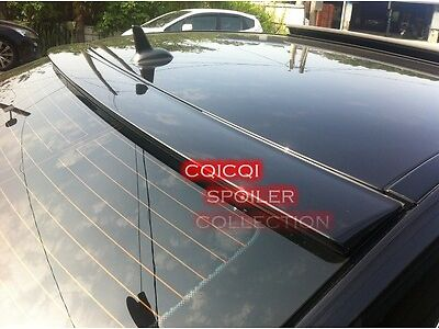 Painted M-BENZ 11~16 C204 C class coupe OEM type roof spoiler color:197 @US