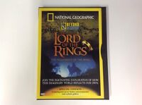The Lord of the Rings with National Geographic