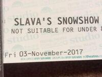 Slava show 2 tickets