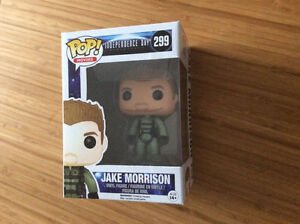 INDEPENDENCE DAY Jake Morrison Funko