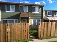 3 bed 1.5 Bath $1295/month Available Immediately in Hinton, AB