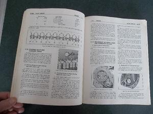 1950 Buick shop manual London Ontario image 4